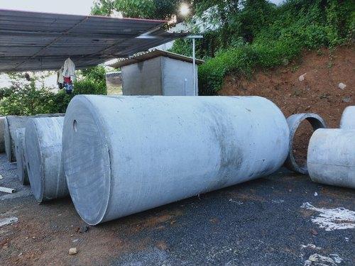 natural septic tank